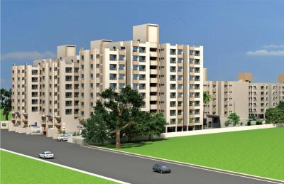 Gallery Cover Image of 720 Sq.ft 1 BHK Apartment for rent in River Side Park, Vishala for 12000