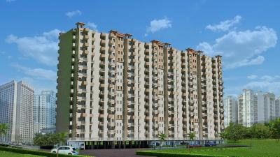 Gallery Cover Image of 820 Sq.ft 2 BHK Apartment for rent in Aura, Milakpur Goojar for 7500