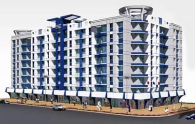 Gallery Cover Image of 400 Sq.ft 1 BHK Independent Floor for buy in M Baria Lavender Bldg No 4, Virar West for 3500000