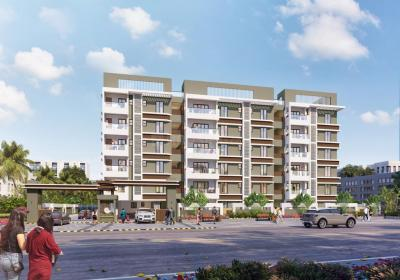 Gallery Cover Image of 1250 Sq.ft 2 BHK Apartment for buy in Meenazi Elite, Kismatpur for 5000000