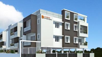 Gallery Cover Image of 932 Sq.ft 2 BHK Apartment for rent in Sreenivasa Buvana Buvanam, Nanmangalam for 11500