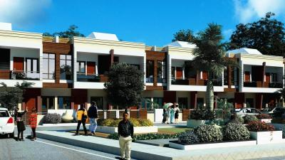 Gallery Cover Image of 1000 Sq.ft 3 BHK Independent House for buy in Om Ganpati Homes, Minal Residency for 3550000