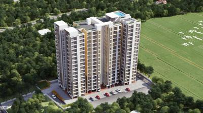 Gallery Cover Image of 1000 Sq.ft 2 BHK Apartment for buy in Confident Elite, Kuriachira for 4000000