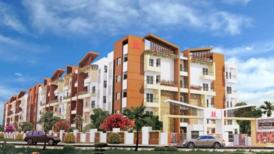 Gallery Cover Image of 1185 Sq.ft 2 BHK Apartment for rent in Midtown Opulent, Sorahunase for 16000