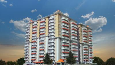 Gallery Cover Image of 2080 Sq.ft 3 BHK Apartment for rent in Hima Sai Lake View Towers, Serilingampally for 33000