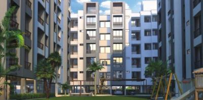 Gallery Cover Image of 1125 Sq.ft 2 BHK Apartment for buy in Swati Swati Residency 5, Chandkheda for 3600000