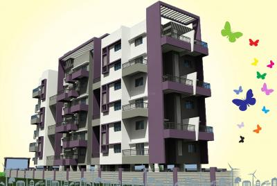Gallery Cover Image of 1000 Sq.ft 2 BHK Apartment for rent in Sai Blessings, Ravet for 12000