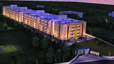 Gallery Cover Image of 945 Sq.ft 2 BHK Apartment for buy in Rajparis Ram Nivas, Pallavaram for 5200000