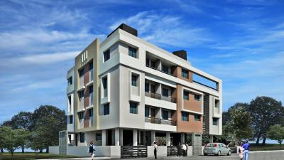 Gallery Cover Image of 450 Sq.ft 1 BHK Apartment for buy in Subhadra Royale Town Shree Lambodar, Makhmalabad for 1700000
