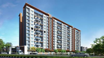 Gallery Cover Image of 559 Sq.ft 1 BHK Apartment for buy in My Home Kiwale, Ravet for 2900000