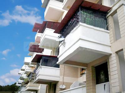 Gallery Cover Image of 610 Sq.ft 1 BHK Apartment for buy in Goel Ganga Samruddhi, Wanowrie for 4300000