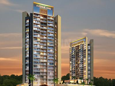 Gallery Cover Pic of Mahaavir Universal Homes Avenue 1
