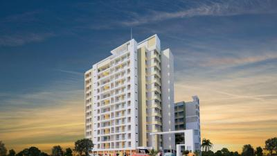 Gallery Cover Image of 655 Sq.ft 1 BHK Apartment for buy in Rai Residency Heritage, Kalyan East for 3700000