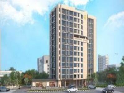 Gallery Cover Image of 750 Sq.ft 2 BHK Apartment for buy in Greenery Rock VKG Amazon, Andheri East for 14500000