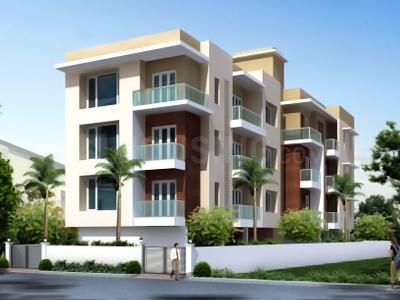 Gallery Cover Image of 1460 Sq.ft 3 BHK Apartment for rent in Srinivas, Thiruvanmiyur for 40000