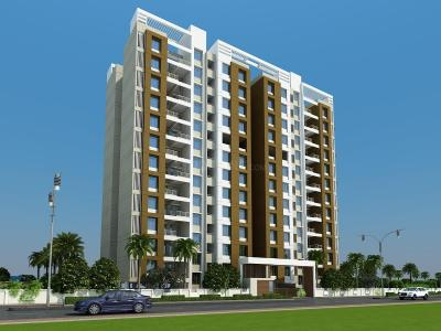 Gallery Cover Image of 835 Sq.ft 2 BHK Apartment for buy in Kesar Aaradhyam , Alandi for 3600000