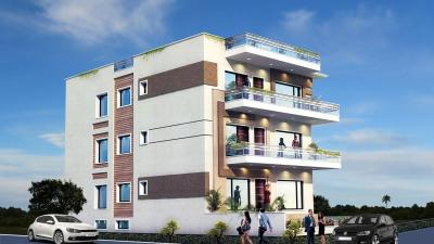 Gallery Cover Image of 445 Sq.ft 1 BHK Independent House for rent in Gupta Ji Surya Nagar - 2, Sector 91 for 5500