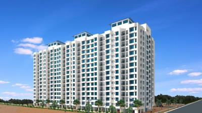 Gallery Cover Image of 450 Sq.ft 1 RK Apartment for rent in M Baria Bldg No 16 Violet, Virar West for 6500