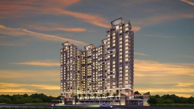 Gallery Cover Image of 1400 Sq.ft 3 BHK Apartment for buy in A Surti Universal Cubical, Jogeshwari West for 22500000