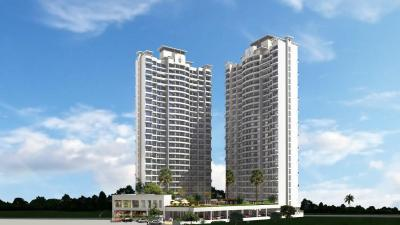 Gallery Cover Image of 1360 Sq.ft 2 BHK Apartment for rent in Regency Crest, Kharghar for 33000