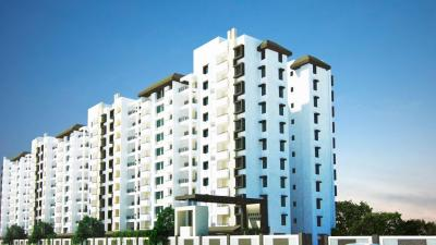 Gallery Cover Image of 615 Sq.ft 1 BHK Apartment for rent in Dreams Ragini, Hadapsar for 11000