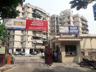 Gallery Cover Image of 1500 Sq.ft 3 BHK Apartment for buy in Neelkanth Apartment, Sector 13 Rohini for 28000000