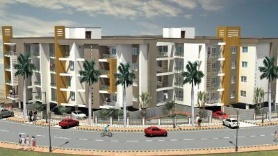 Gallery Cover Image of 1013 Sq.ft 2 BHK Apartment for buy in Spandana, Akshayanagar for 3550000
