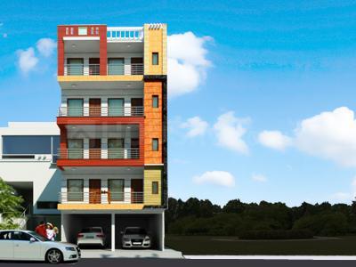 Gallery Cover Image of 1300 Sq.ft 1 RK Villa for buy in  Housing 2, Uttam Nagar for 1000000