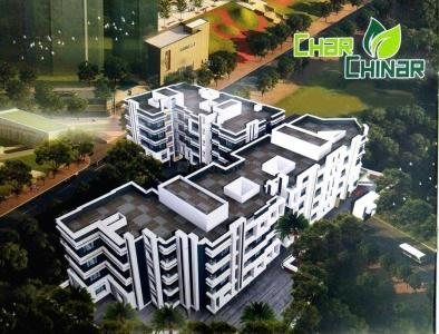 Gallery Cover Image of 1430 Sq.ft 3 BHK Apartment for buy in Char Chinar, Chinar Park for 8000000