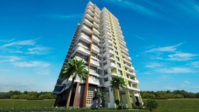Gallery Cover Image of 1900 Sq.ft 3 BHK Apartment for buy in Mont Vert Avion, Pashan for 14900000