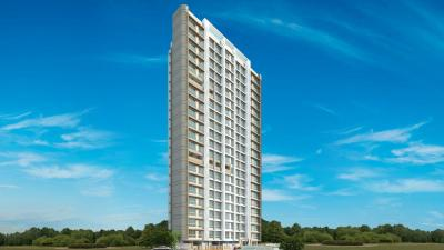 Gallery Cover Image of 840 Sq.ft 2 BHK Apartment for rent in Sethia Grandeur, Bandra East for 60000