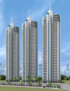 Gallery Cover Image of 3000 Sq.ft 3 BHK Apartment for rent in K Raheja Vivarea, Agripada for 425000