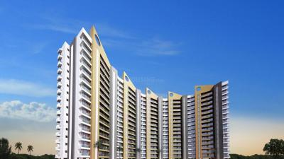 Gallery Cover Image of 645 Sq.ft 1 BHK Apartment for rent in DV Shree Shashwat Tower, Mira Road East for 14500