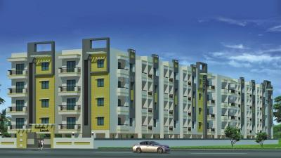 Gallery Cover Image of 1420 Sq.ft 3 BHK Apartment for buy in Subhodaya Laurels, Hulimavu for 7000000