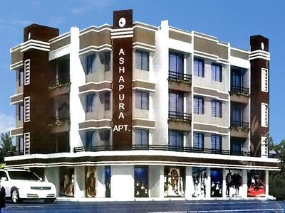Angel Ashapura Apartment