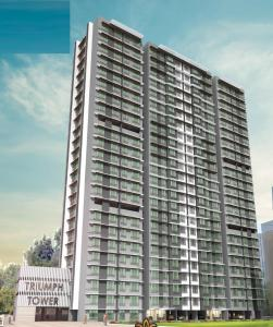 Gallery Cover Image of 995 Sq.ft 2 BHK Apartment for buy in Triumph Towers, Malad West for 17500000