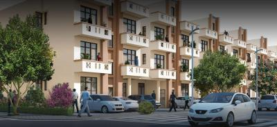 Gallery Cover Image of 515 Sq.ft 2 BHK Apartment for buy in Parsvnath Aakanksha Floors, Sangriya for 2700000