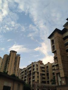 Gallery Cover Image of 650 Sq.ft 1 BHK Independent Floor for rent in Gala Highland Residency, Thane West for 15000