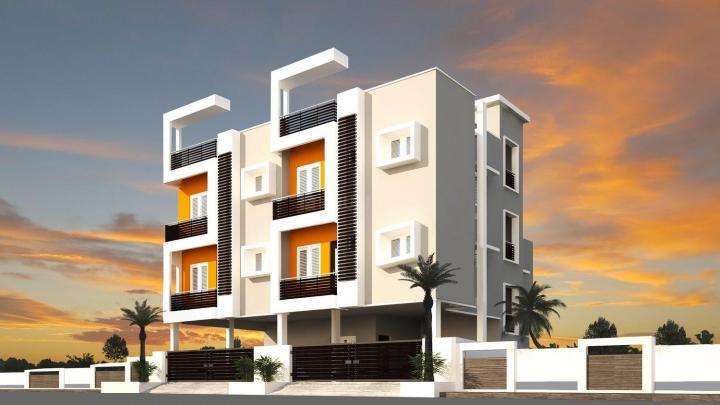 Marvelous Shri Ragava Sai Darshini Apartments In Kolathur, Chennai 1