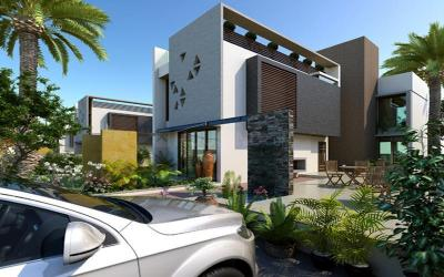 Gallery Cover Image of 7500 Sq.ft 4 BHK Villa for buy in V Square Vedant Kadam, Sola Village for 80000000