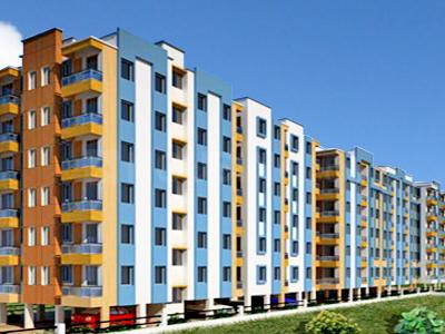 Gallery Cover Pic of Raunak Capital Green Phase - 2