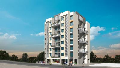 Gallery Cover Image of 718 Sq.ft 1 BHK Apartment for rent in Mahaavir Vatika, Panvel for 10000