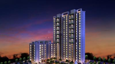 Gallery Cover Image of 700 Sq.ft 2 BHK Apartment for rent in Sethia Sea View, Goregaon West for 34000