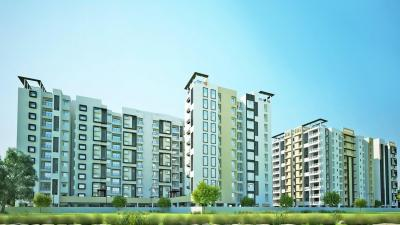 Gallery Cover Image of 608 Sq.ft 1 BHK Apartment for buy in Sidharth Upscale, Madhanandapuram for 4500000