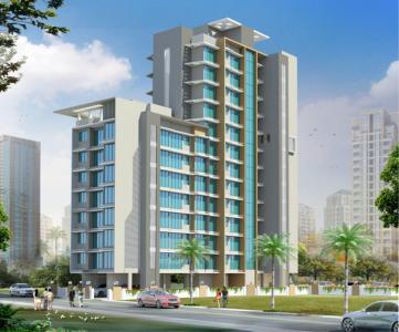 Gallery Cover Image of 550 Sq.ft 1 BHK Apartment for buy in Raviraj Tarang, Borivali West for 9500000
