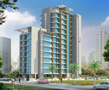 Gallery Cover Image of 550 Sq.ft 1 BHK Apartment for buy in Raviraj Tarang, Borivali West for 9500000
