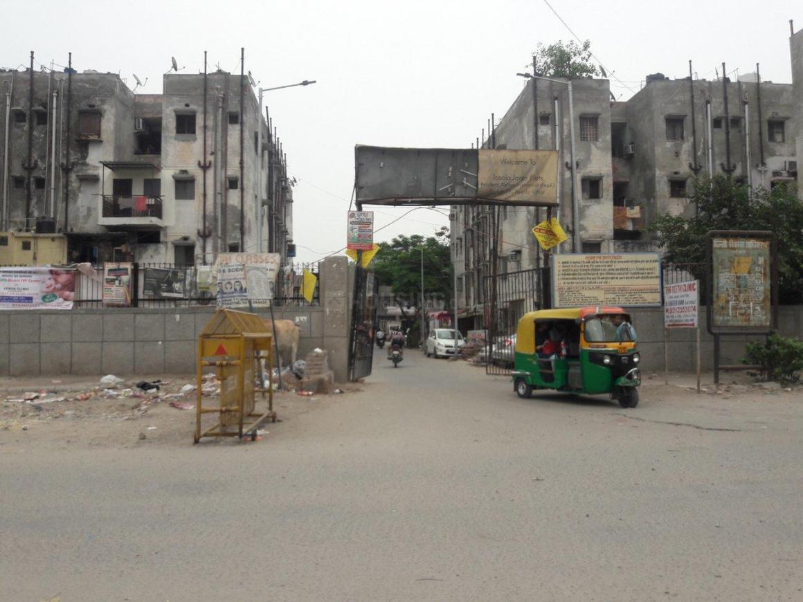 Swaraj Jasola Vihar Janta Flats In Sarita Vihar New Delhi Price Reviews Floor Plan