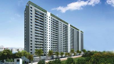 Gallery Cover Image of 1291 Sq.ft 2 BHK Apartment for buy in Yash Vastu Land Park, Ghorpadi for 9300000