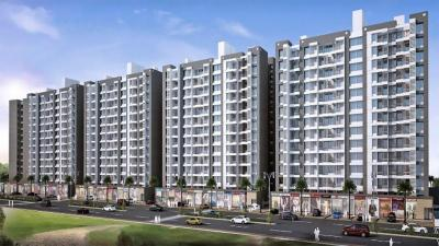 Gallery Cover Image of 718 Sq.ft 2 BHK Apartment for buy in Mantra Residency, Chimbali for 3400000