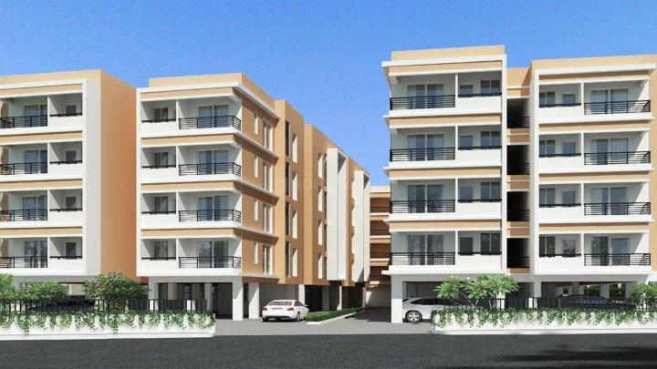 Arun excello compact homes project saranga in padapai chennai price floor plans photos - Compact homes chennai ...